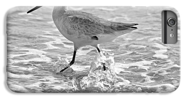 Sandpiper iPhone 6s Plus Case - Sandpiper by Betsy Knapp