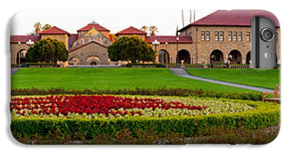 Stanford iPhone 6s Plus Case - Stanford University Campus, Palo Alto by Panoramic Images