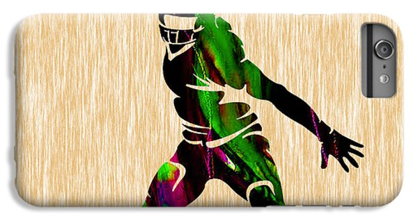 Football IPhone 6s Plus Case by Marvin Blaine