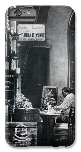 Bar iPhone 6s Plus Case - Untitled by Antonio Grambone