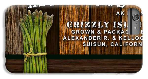Asparagus Farm IPhone 6s Plus Case