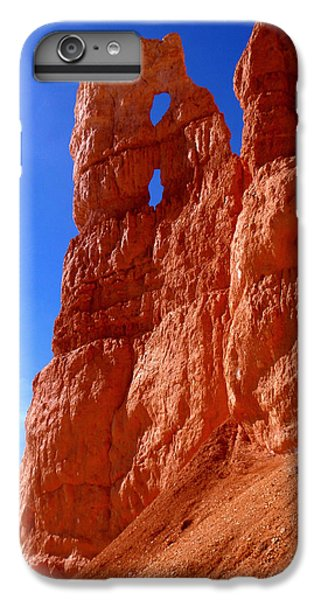 Bryce Canyon National Park IPhone 6s Plus Case by Rona Black
