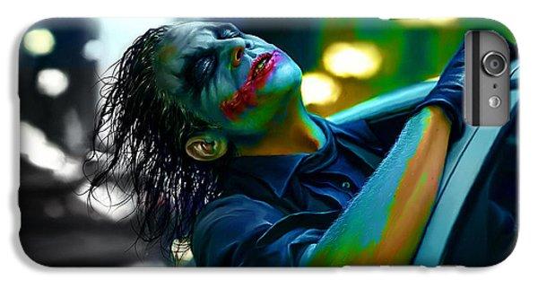 Heath Ledger IPhone 6s Plus Case