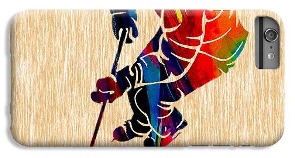 Hockey iPhone 6s Plus Case - Ice Hockey by Marvin Blaine