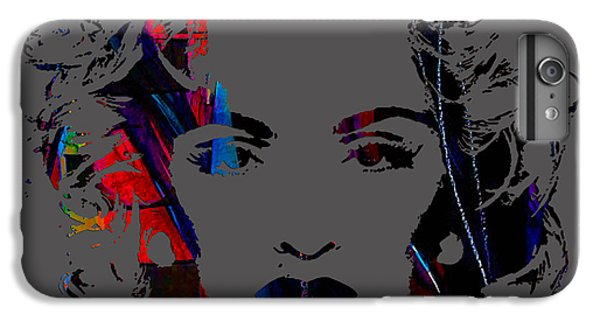 Madonna Collection IPhone 6s Plus Case by Marvin Blaine