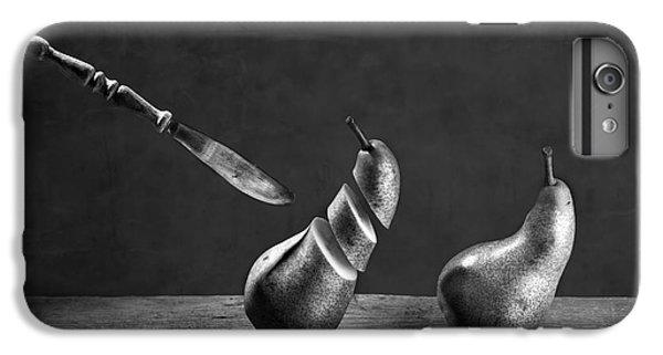 Pear iPhone 6s Plus Case - No Escape by Nailia Schwarz