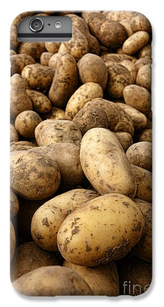 Potatoes IPhone 6s Plus Case by Olivier Le Queinec