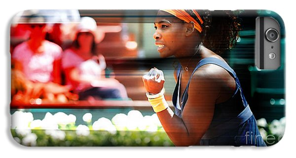 Serena Williams IPhone 6s Plus Case