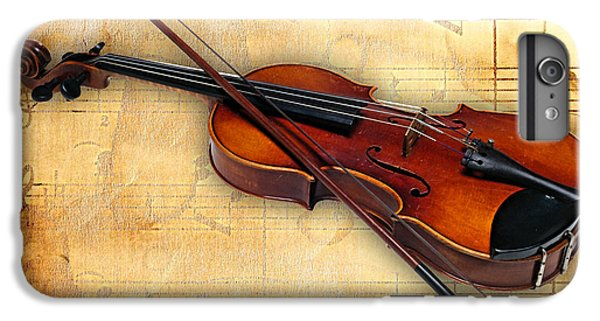 Violin Collection IPhone 6s Plus Case