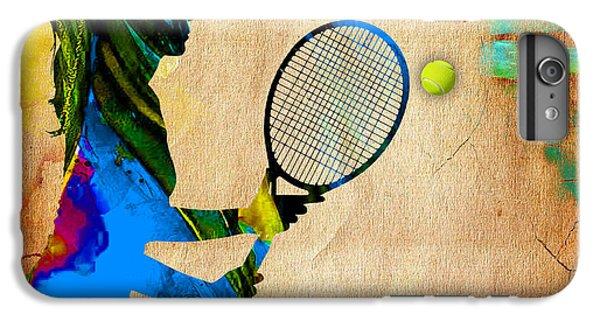 Womens Tennis IPhone 6s Plus Case