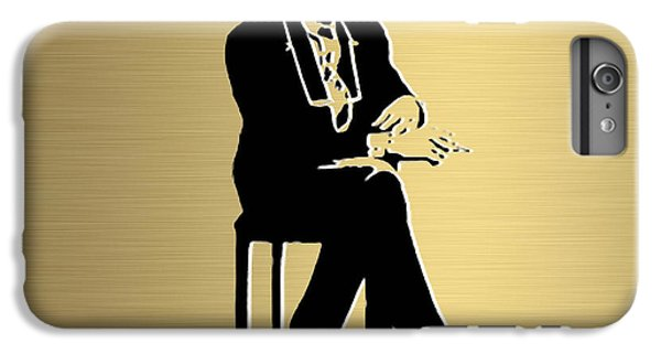 Bob Dylan Gold Series IPhone 6s Plus Case by Marvin Blaine