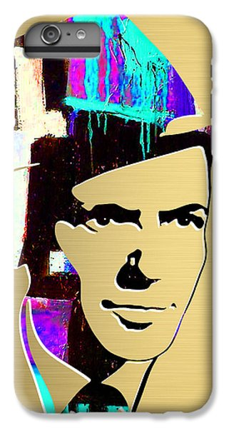 Frank Sinatra Art IPhone 6s Plus Case