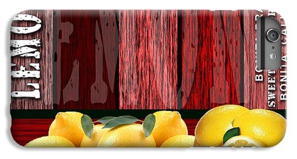 Lemon Farm IPhone 6s Plus Case by Marvin Blaine