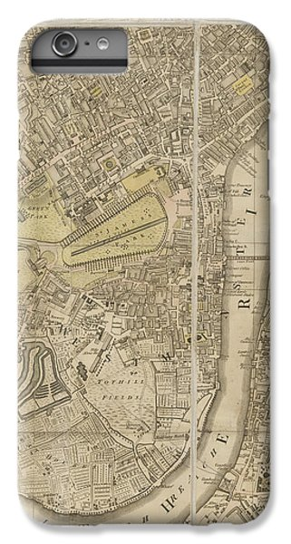 London IPhone 6s Plus Case by British Library