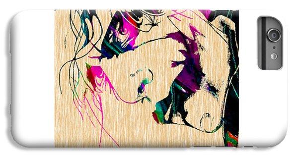 The Joker Heath Ledger Collection IPhone 6s Plus Case by Marvin Blaine