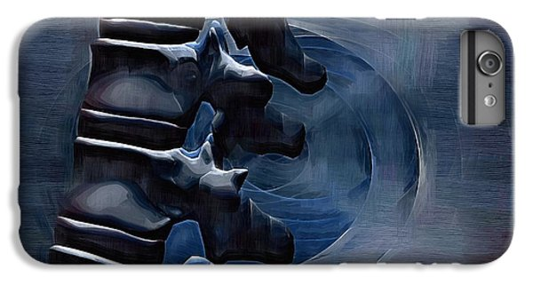 Spines iPhone 6s Plus Case - Thoracic Spine by Joseph Ventura