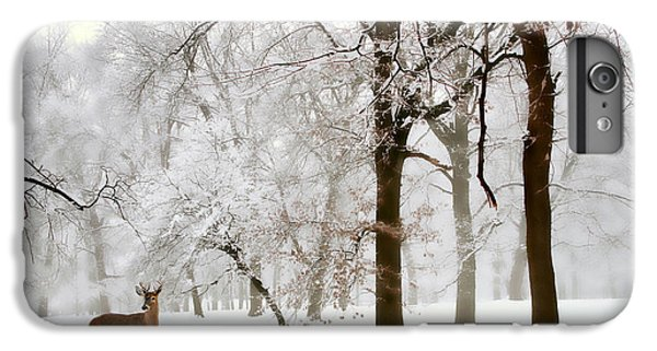 Winter's Breath IPhone 6s Plus Case by Jessica Jenney