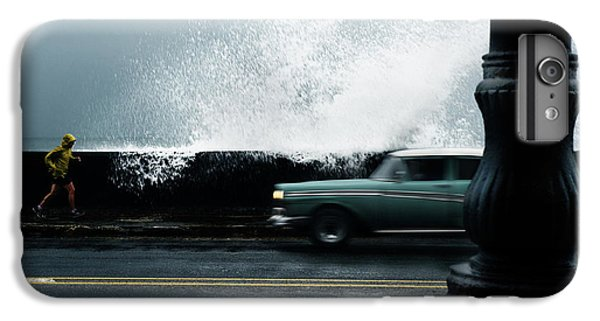 Explosion iPhone 6s Plus Case - 42 by Alper Uke