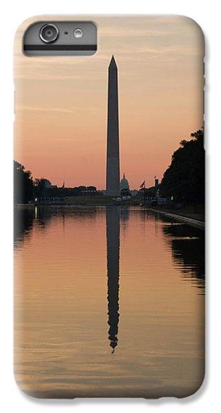 Washington Dc, Usa IPhone 6s Plus Case
