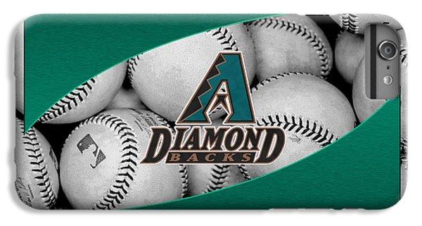 Diamondback iPhone 6s Plus Case - Arizona Diamondbacks by Joe Hamilton