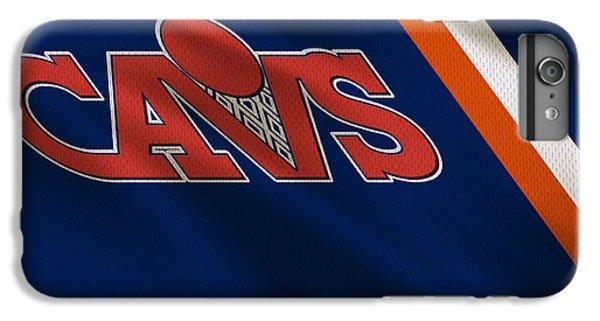 Cleveland Cavaliers Uniform IPhone 6s Plus Case by Joe Hamilton
