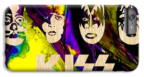 Kiss Collection IPhone 6s Plus Case