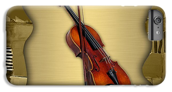 Violin Collection IPhone 6s Plus Case by Marvin Blaine