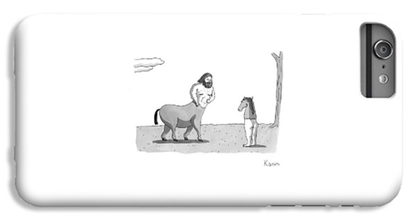New Yorker September 7th, 2009 IPhone 6s Plus Case by Zachary Kanin