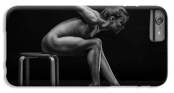 Fitness iPhone 6s Plus Case - Bodyscape by Anton Belovodchenko