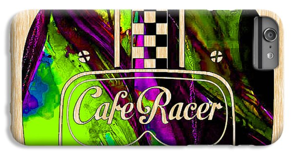 Cafe Racer Motorcycle IPhone 6s Plus Case