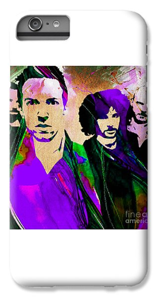 Coldplay iPhone 6s Plus Case - Coldplay Collection by Marvin Blaine