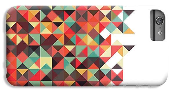 Geometric Art IPhone 6s Plus Case