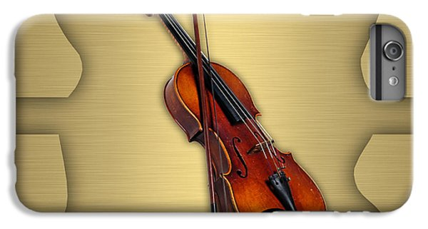 Violin iPhone 6s Plus Case - Violin Collection by Marvin Blaine