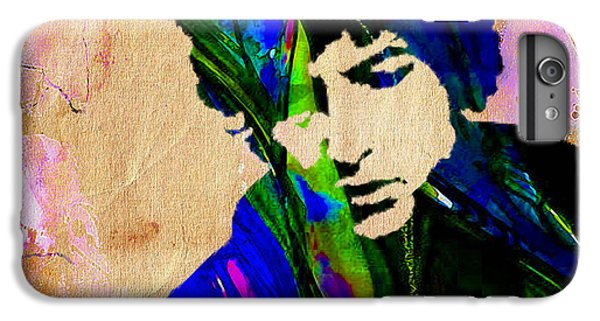 Bob Dylan Collection IPhone 6s Plus Case by Marvin Blaine