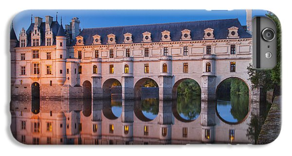 Castle iPhone 6s Plus Case - Chateau Chenonceau by Brian Jannsen