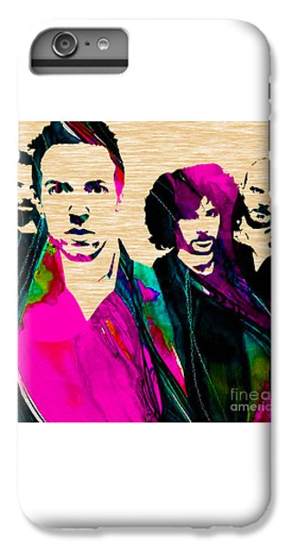 Coldplay Collection IPhone 6s Plus Case