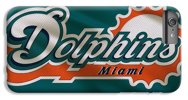 Miami Dolphins Uniform IPhone 6s Plus Case by Joe Hamilton