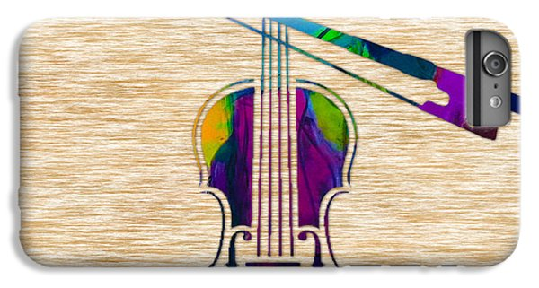 Violin IPhone 6s Plus Case by Marvin Blaine