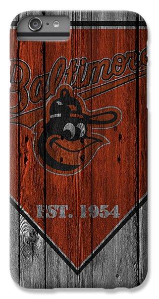 Baltimore Orioles IPhone 6s Plus Case