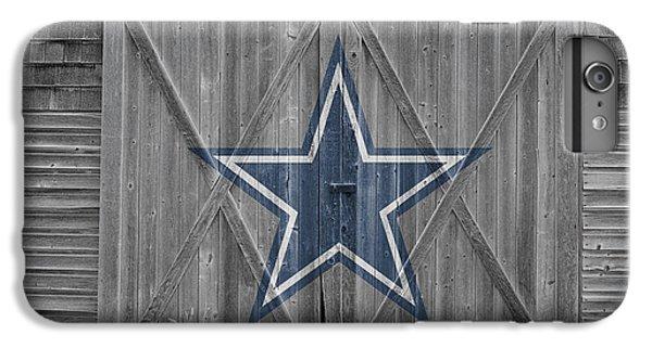 Dallas iPhone 6s Plus Case - Dallas Cowboys by Joe Hamilton