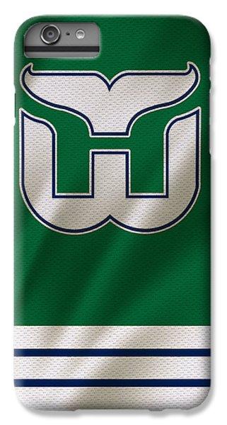 Hockey iPhone 6s Plus Case - Hartford Whalers by Joe Hamilton