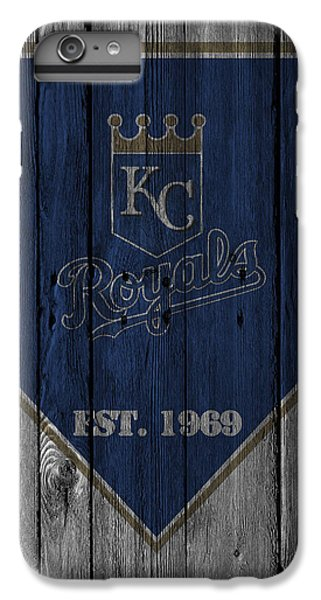 Kansas City Royals IPhone 6s Plus Case
