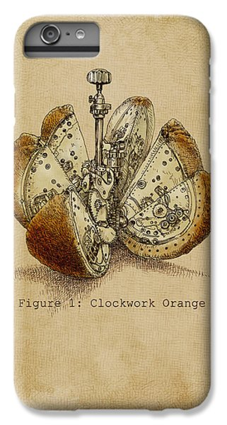 A Clockwork Orange IPhone 6s Plus Case