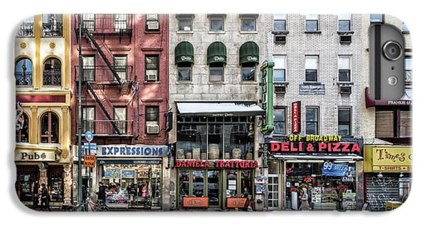 Town iPhone 6s Plus Case - A Cold Day In Ny by Peter Pfeiffer