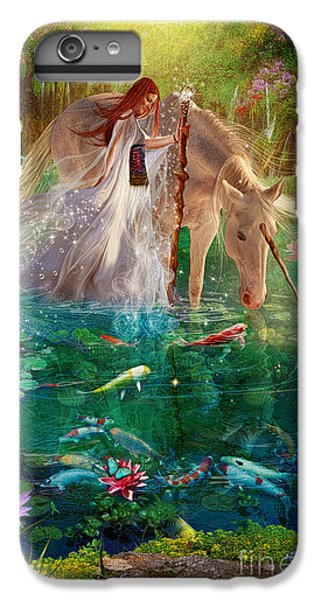 A Curious Introduction IPhone 6s Plus Case by Aimee Stewart