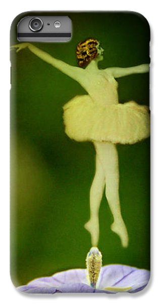 Fairy Dust iPhone 6s Plus Case - A Fairy In The Garden by Rebecca Sherman
