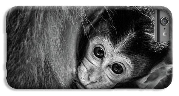 Ape iPhone 6s Plus Case - A Mother's Love by Gunarto Song