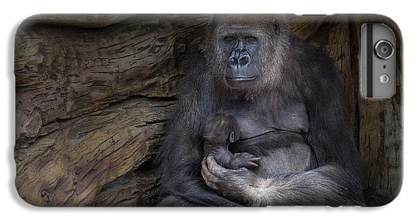 Gorilla iPhone 6s Plus Case - A Special Moment by Larry Marshall