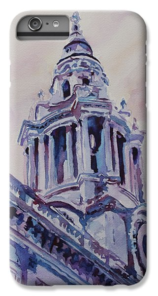 Wren iPhone 6s Plus Case - A Spire Of Saint Paul's by Jenny Armitage