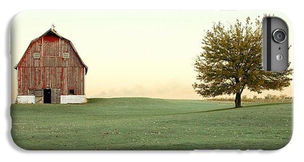 Rural Scenes iPhone 6s Plus Case - A Wisconsin Postcard by Todd Klassy